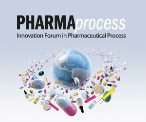 PharmaProcess, Innovation Forum in Pharmaceutical Process